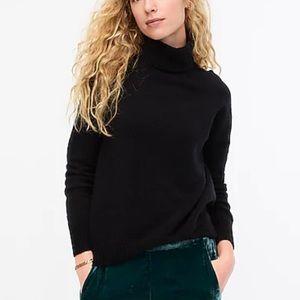 New J Crew Turtleneck Sweater In Super Soft Yarn